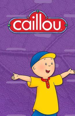 دانلود کارتون Caillou