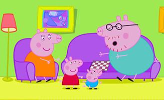 Peppa Pig S01E02 Mr Dinosaur is Lost