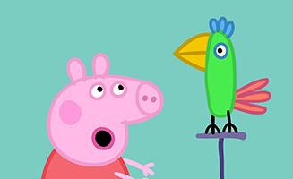 Peppa Pig S01E04 Polly Parrot