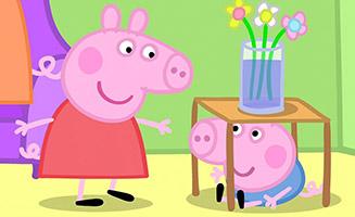 Peppa Pig S01E05 Hide and Seek