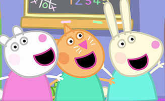 Peppa Pig S01E06 The Playgroup