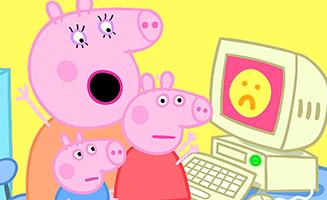 Peppa Pig S01E07 Mummy Pig at Work