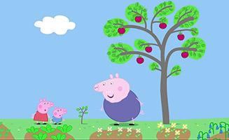 Peppa Pig S01E10 Gardening
