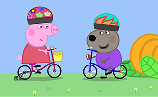 Peppa Pig S01E12 Bicycles