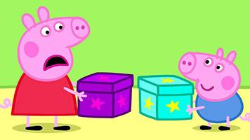 Peppa Pig S01E13 Secrets