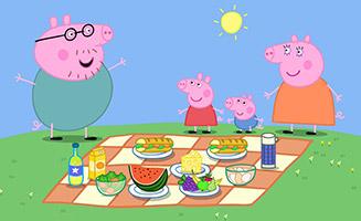 Peppa Pig S01E15 Picnic