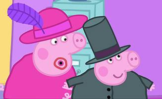 Peppa Pig S01E18 Dressing Up