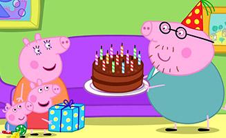 Peppa Pig S01E21 Mummy Pigs Birthday