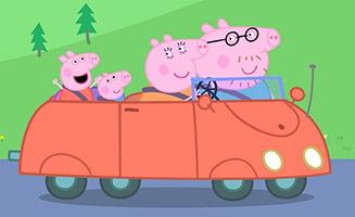 Peppa Pig S01E23 The New Car