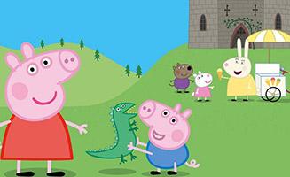 Peppa Pig S01E27 Windy Castle