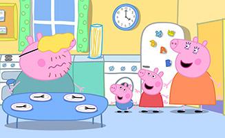 Peppa Pig S01E29 Pancakes