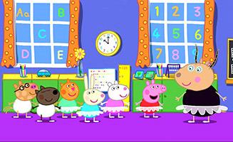 Peppa Pig S01E31 Ballet Lesson