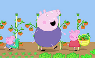 Peppa Pig S01E34 Lunch