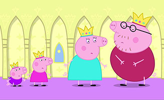 Peppa Pig S01E36 The Sleepy Princess