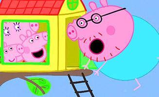 Peppa Pig S01E37 The Tree House