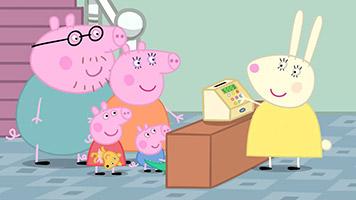 Peppa Pig S01E39 The Museum