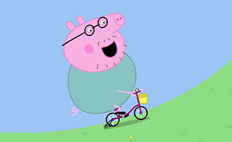 Peppa Pig S01E42 Daddy Gets Fit