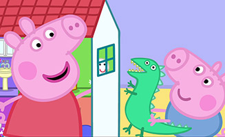 Peppa Pig S01E43 Tidying Up