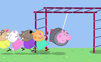 Peppa Pig S01E44 The Playground