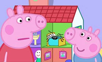 Peppa Pig S01E47 Mister Skinnylegs