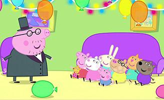Peppa Pig S01E50 My Birthday Party