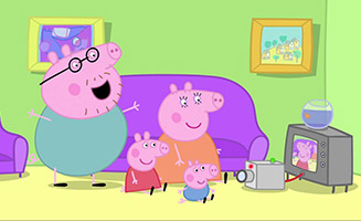 Peppa Pig S01E51 Daddys Movie Camera