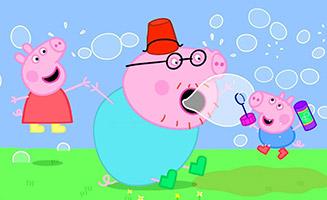 Peppa Pig S02E01 Bubbles