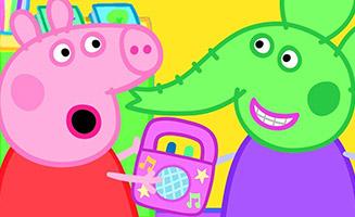 Peppa Pig S02E02 Emily Elephant