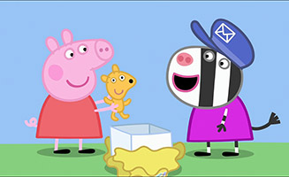 Peppa Pig S02E04 Teddys Day Out