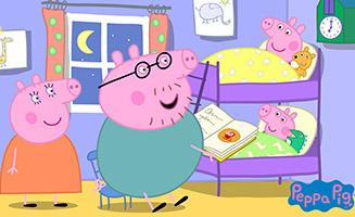 Peppa Pig S02E14 Bedtime