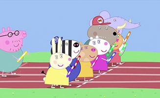 Peppa Pig S02E15 Sports Day