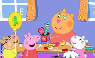 Peppa Pig S02E19 Jumble Sale
