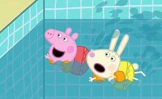 Peppa Pig S02E20 Swimming