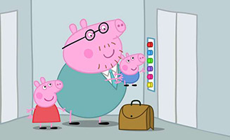 Peppa Pig S02E22 Daddy Pigs Office