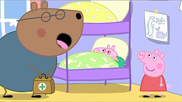 Peppa Pig S02E24 George Catches a Cold
