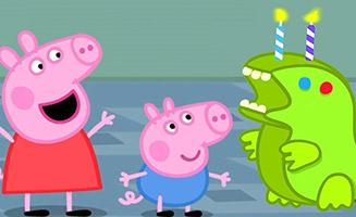 Peppa Pig S02E26 Georges Birthday