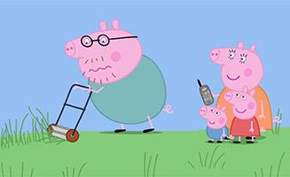Peppa Pig S02E27 The Long Grass