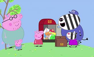 Peppa Pig S02E28 Zoe Zebra The Postmans Daughter
