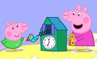 Peppa Pig S02E30 Cuckoo Clock