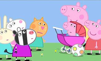 Peppa Pig S02E31 The Baby Piggy