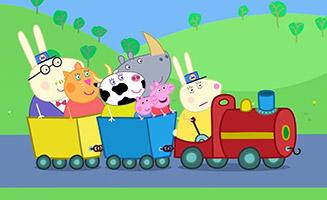 Peppa Pig S02E32 Grandpas Little Train