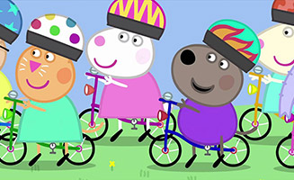 Peppa Pig S02E33 The Cycle Ride