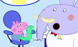 Peppa Pig S02E35 Dentist