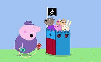 Peppa Pig S02E36 Dens