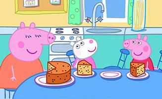 Peppa Pig S02E37 Pretend Friend
