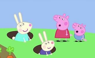 Peppa Pig S02E39 Rebecca Rabbit