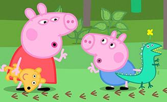 Peppa Pig S02E40 Nature Trail