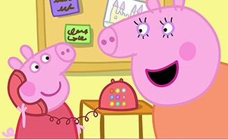 Peppa Pig S02E41 Pen Pal