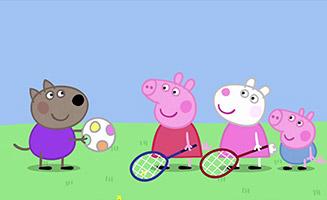 Peppa Pig S02E48 Bouncy Ball