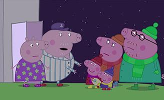 Peppa Pig S02E49 Stars